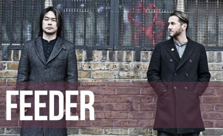 Interview with Feeder