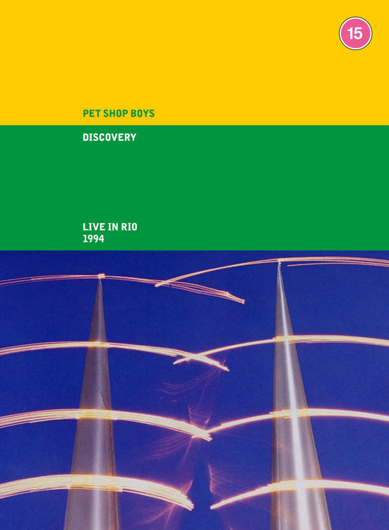 Pet Shop Boys - Discovery: Live In Rio
