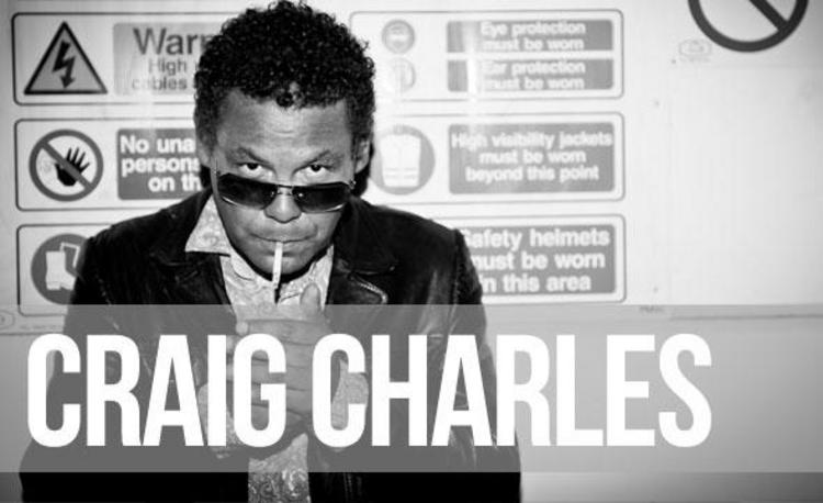 Interview with Craig Charles