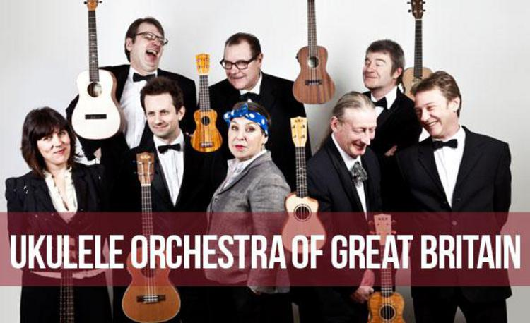 Interview with Ukulele Orchestra of Great Britain