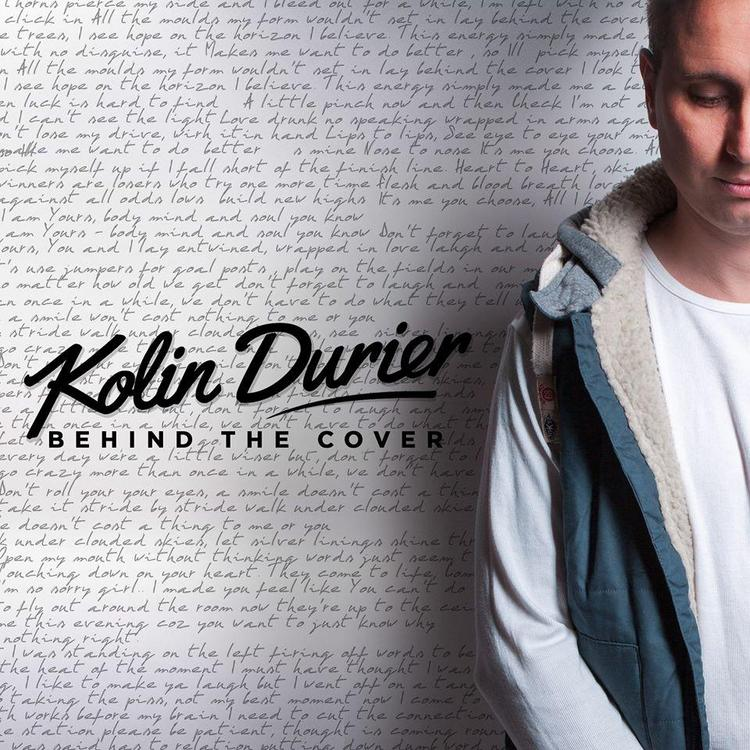 Kolin Durier - Behind The Cover EP