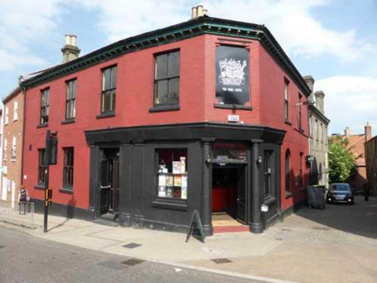 Norwich venue at risk of closure